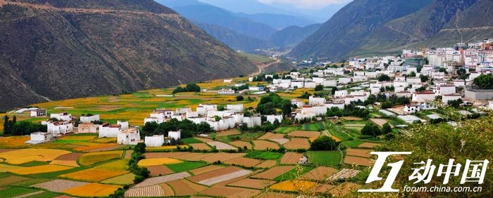 乡城县旅游发展规划